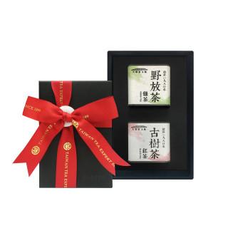 野放茶+古樹茶禮盒