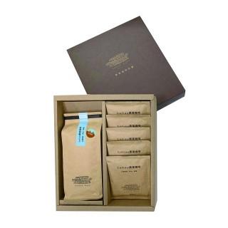 LuGao 鹿篙咖啡禮盒 - 濾掛5入+水洗中淺焙227g
